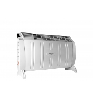 Convection Heater with Turbo